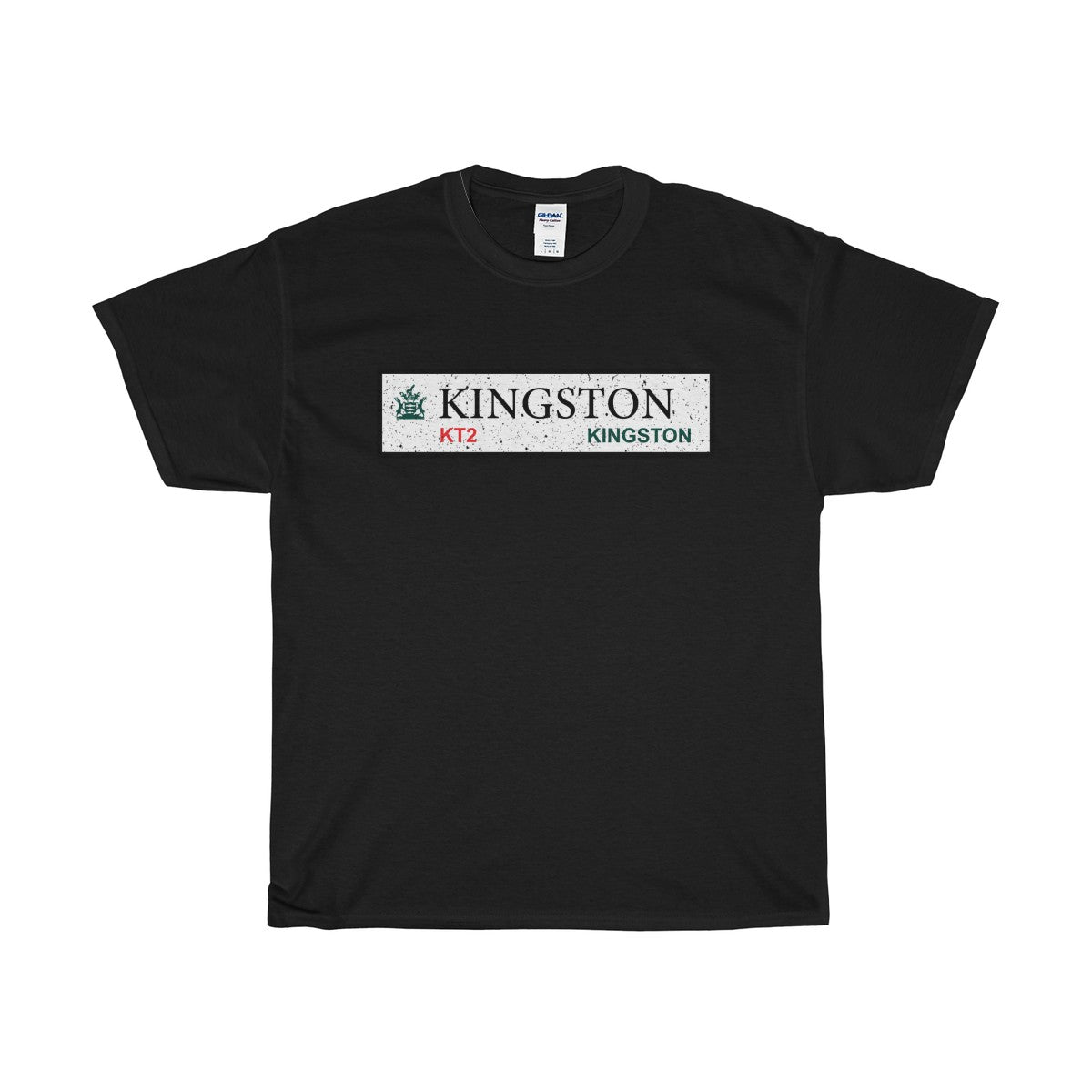 Kingston Road Sign KT2 T-Shirt