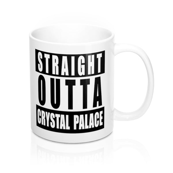 Straight Outta Crystal Palace Mug