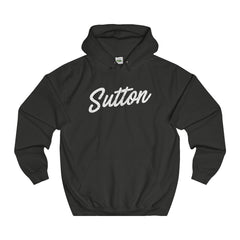 Sutton Scripted Hoodie