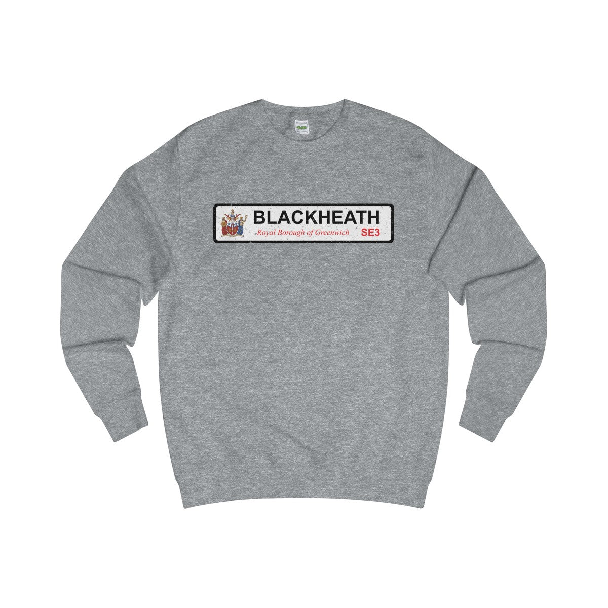 Blackheath Road Sign SE3 Sweater