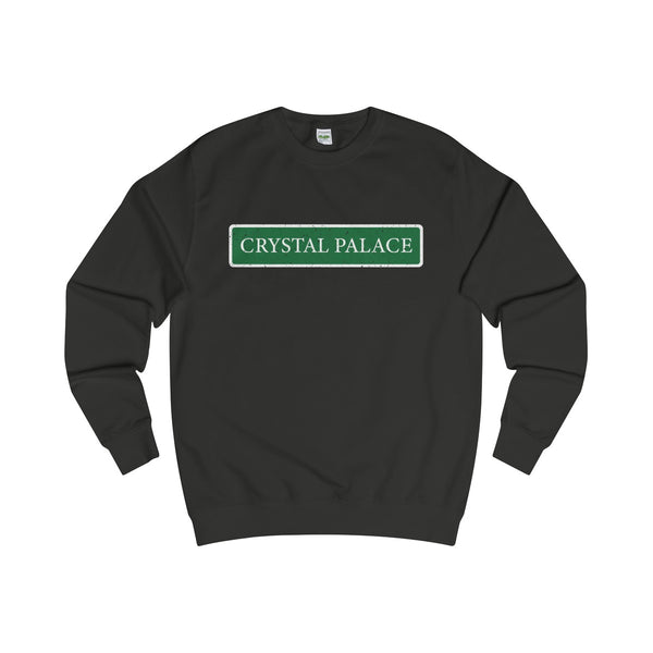Crystal Palace Road Sign Sweater