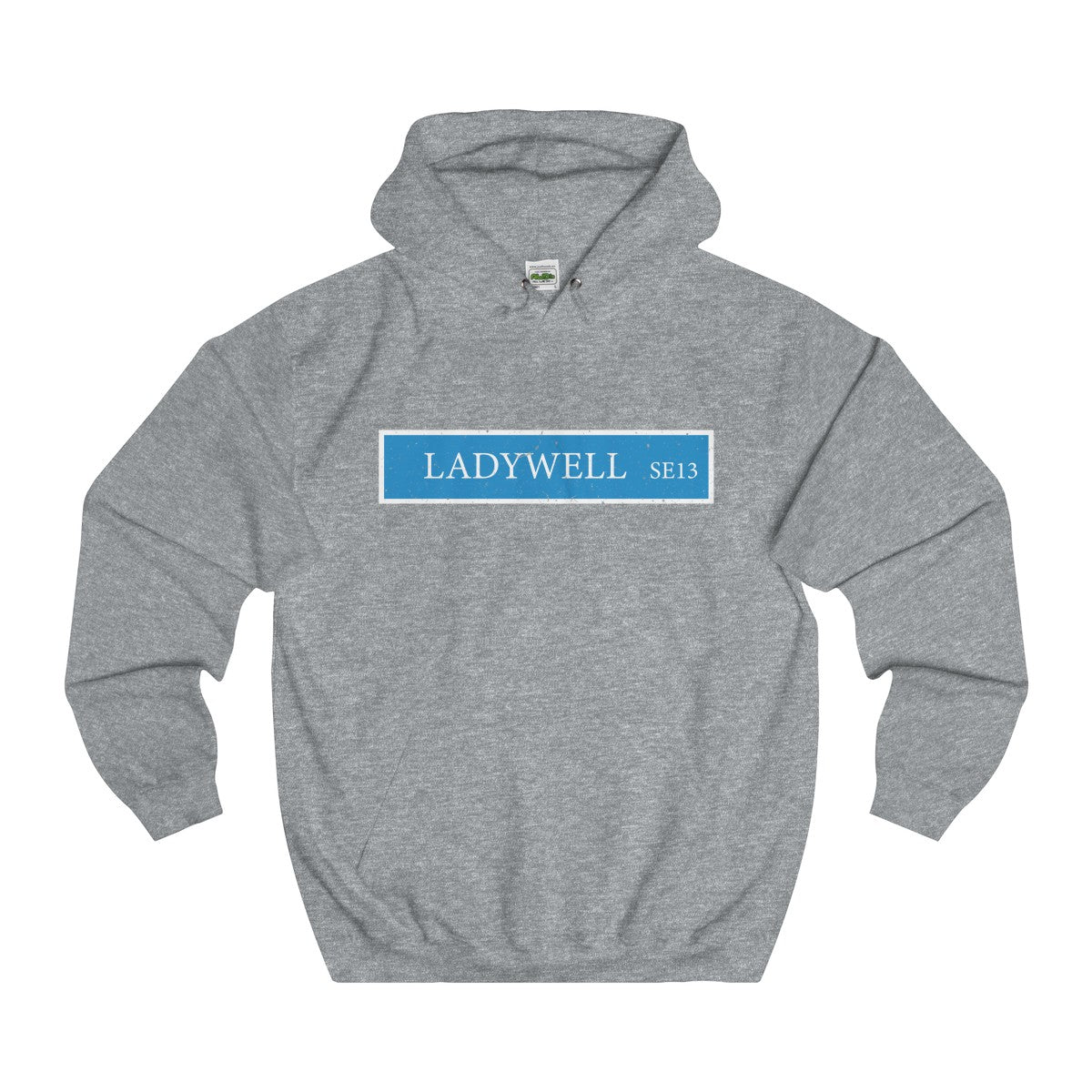 Ladywell Road Sign SE13 Hoodie
