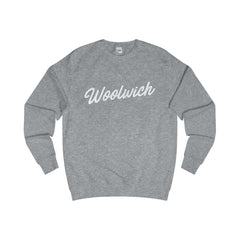 Woolwich Scripted Sweater