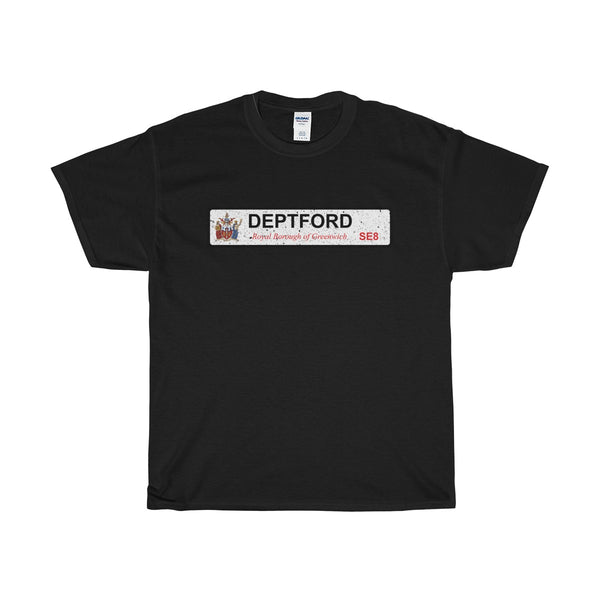 Deptford Road Sign SE9 T-Shirt