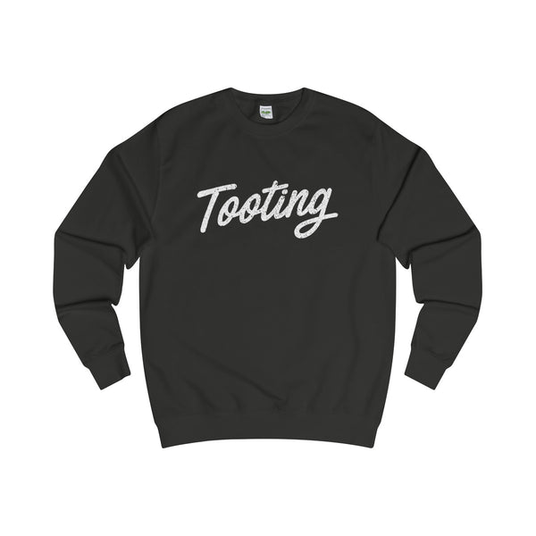 Tooting Scripted Sweater