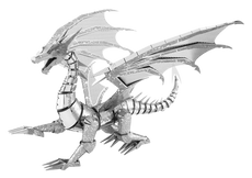 PREMIUM SERIES SILVER DRAGON