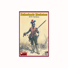 1/16 Netherlands Musketeer XVI