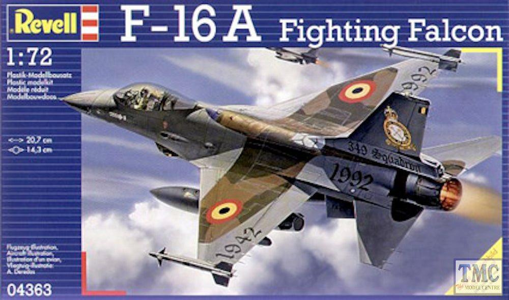 1/72 F-16A FIGHTING FALCON