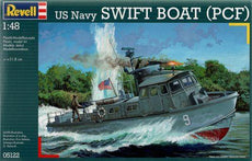 1/48 U.S. NAVY SWIFT BOAT (PCF)