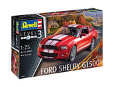 1/25 2017 FORD SHELBY GT500 EASY CLICK