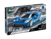 1/24 2017 FORD GT