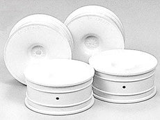 Tamiya 53473 (OP473) Medium-Narrow White Dish Wheels