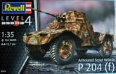 1/35 Armoured Scout Vehicle P 204 (f)