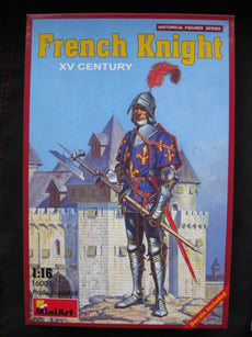1/16 French Knight