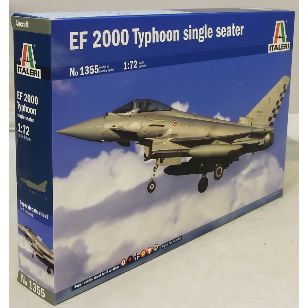 1/72 EF-2000 EUROFIGHTER