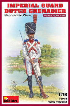 1/16 GUARD DUTCH GRENADIER NAPOLEONIC WARS