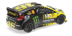 FORD FIESTA RS WRC ROSSI/CASSINA 1/18 MINICHAMPS