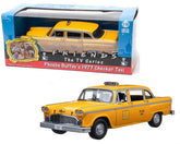 friends/tv series phoebe buffay chequer taxi cab 1977 1/18