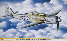 1/72 FOCKE-WULF FW190D-9 'THE FALL OF THE REICH'