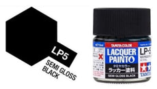 LP-5 SEMI GLOSS BLACK