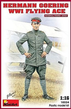 1/16 Hermann Goering WWI Flying Ace