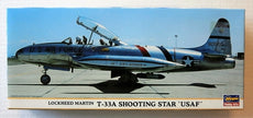 1/72 LOCKHEED MARTIN T-33A SHOOTING STAR 'USAF'