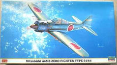 1/72 MITSUBISHI A6M8 ZERO FIGHTER TYPE 54/64