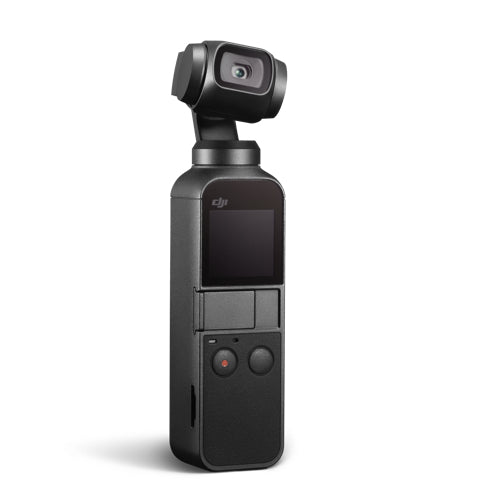 DJI Osmo Pocket – 3-Axis Stabilized Handheld Camera