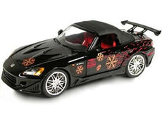 1995 Johnny's Honda S2000 *Fast and Furious*, black