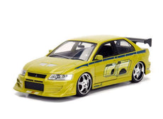 Mitsubishi Lancer Evo VII Brian *Fast and Furious*, green