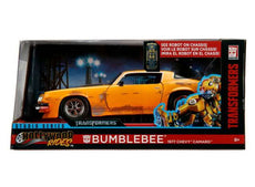 1977 Chevrolet Camaro *Transformers Bumblebee*, yellow/black