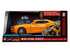 2006 Chevrolet Camaro *Transformers Bumblebee*, yellow/black