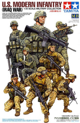 1/35 MODERN U.S. ARMY INFANTRY (DESERT UNIFORM) No.308