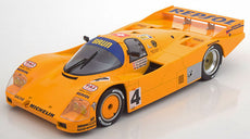 1988 Porsche 962C #4 Hunkeler/Lechner/Reuter 24h Le Mans with Decals, yellow