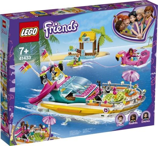 LEGO®- Friends -  Party Boat
