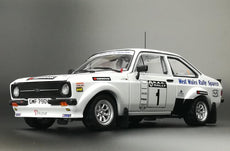 Ford Escort RS1800 -#1 G.Evans/J.Millington