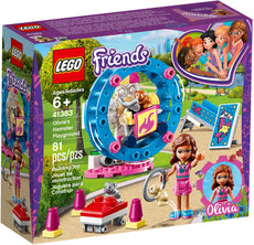 LEGO®- Friends - Olivia's Hamster Playground