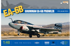 1/48 EA-6B with new wing Twin-Engine attack aircraft