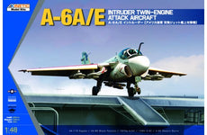 1/48 A-6A/E INTRUDER (METAL WING) twin engine attack aircraft