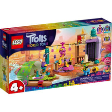 LEGO Trolls World Tour 4+ Lonesome Flats Raft Adventure