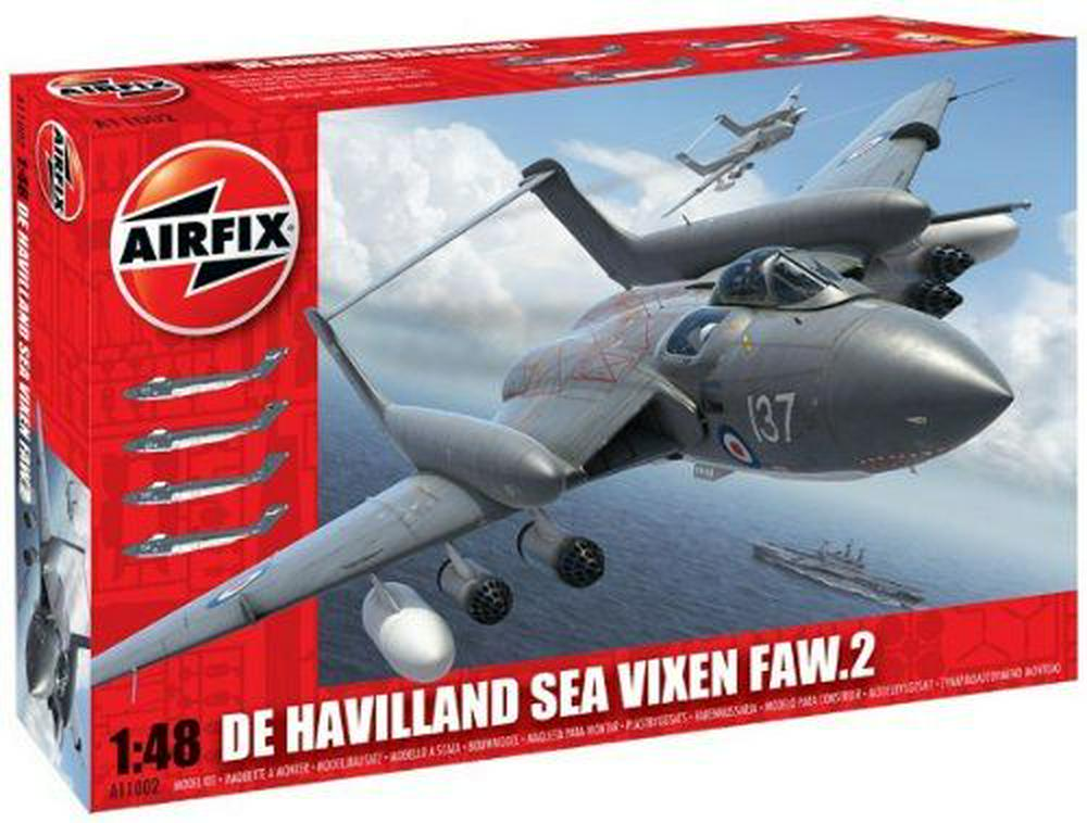 1/48 DE HAVILLAND SEA VIXEN FAW.2