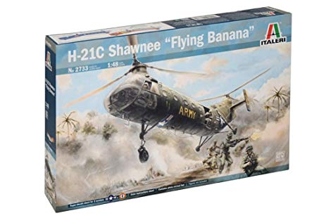 1/48 H-21C SHAWNEE 'FLYING BANANA'