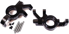 AXIAL Aluminum Steering Knuckle Set - Black