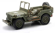 1/32 JEEP WILLYS GREEN