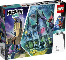 LEGO Hidden Side Mystery Castle