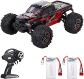1/10 X-04 RC Car High Speed Remote Control Car, 4WD Off Road Monster Truck.