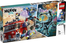LEGO Hidden Side Phantom Fire Truck 3000