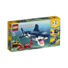 LEGO® Creator Deep Sea Creatures