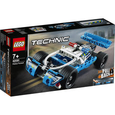 LEGO® Technic Police Pursuit