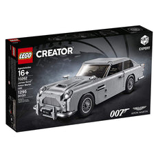 LEGO® Creator Expert James Bond™ Aston Martin DB5